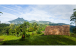 Jedna ze zkoumaných oblastí bylo okolí sopky Mt. Balbi, nejvyšší hory Bougainville.  Jedna ze zkoumaných oblastí bylo okolí sopky Mt. Balbi, nejvyšší hory Bougainville.