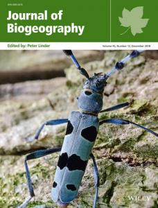 Phylogeography of the endangered beetle Rosalia alpina corresponds with its main host, the European beech